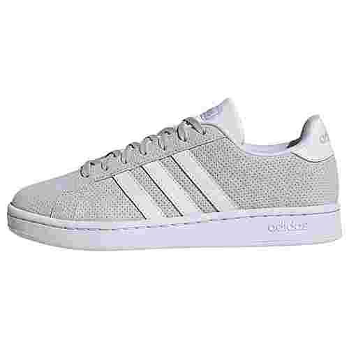 adidas Grand Court Schuh Winterschuhe Damen Mauve / Cloud White / Light Granite
