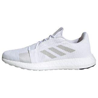 adidas Senseboost Go Schuh Sneaker Herren Cloud White / Grey One / Core Black