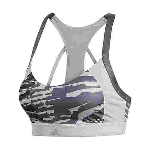 adidas All me Iteration Sport-BH Sport-BH Damen Mgh Solid Grey / Print