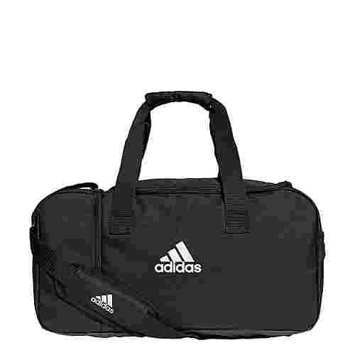 adidas Tiro Duffelbag S Sporttasche Herren Black / White