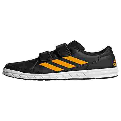 adidas AltaSport Schuh Sneaker Kinder Core Black / Cloud White / Cloud White