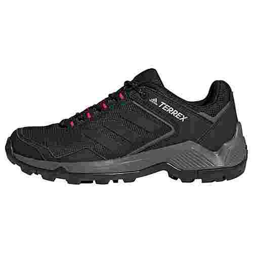 adidas TERREX Eastrail Schuh Wanderschuhe Damen Carbon / Core Black / Active Pink
