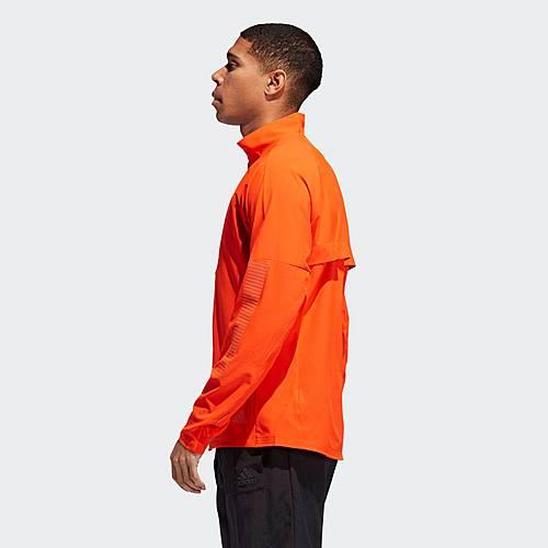 adidas Rise Up N Run Jacke Funktionsjacke Herren Active Orange im Online Shop von SportScheck kaufen