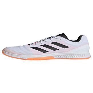 adidas Counterblast Bounce Schuh Hallenschuhe Herren Ftwr White / Core Black / Solar Orange