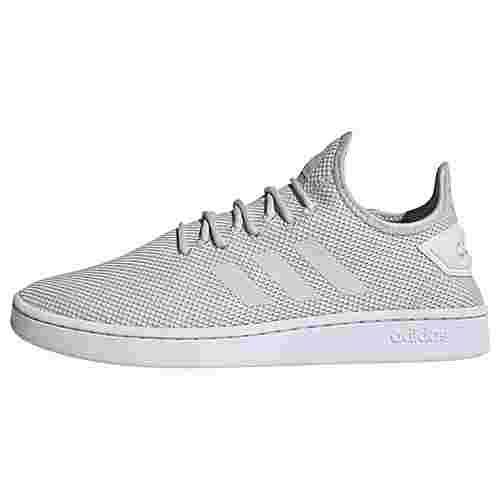 adidas Court Adapt Schuh Sneaker Herren Raw White / Raw White / Cloud White