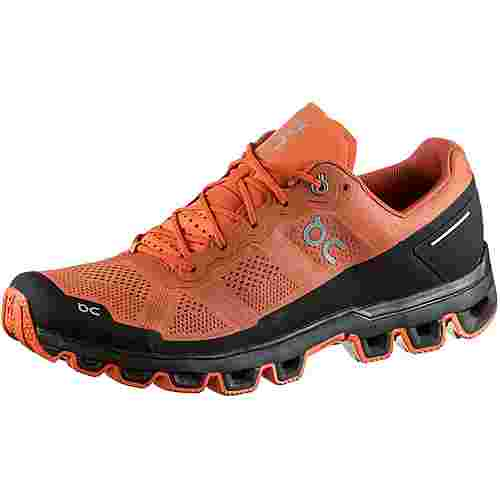 ON Cloudventure Trailrunning Schuhe Herren flare-down
