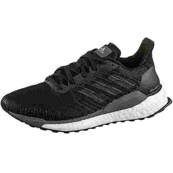 adidas SolarBOOST 19 Laufschuhe Damen core black