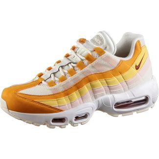 Nike Air Max 95 Sneaker Damen pale ivory-firewood orange-orange peel