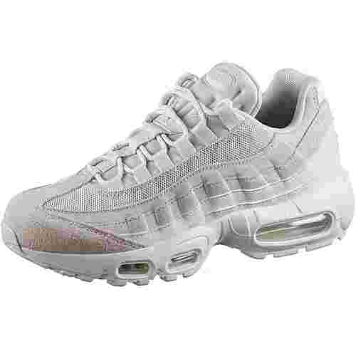 Nike Air Max 95 PRM Sneaker Damen platinum tint-summit white-white