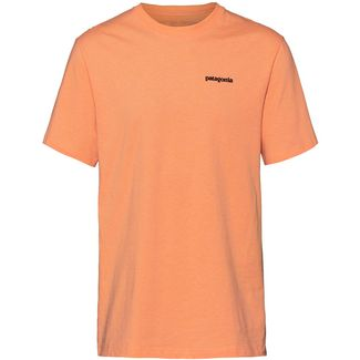 Patagonia P-6 Logo Responsibili T-Shirt Herren peach sherbet