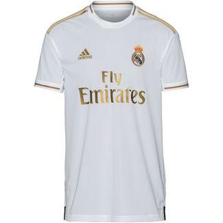 adidas Real Madrid 19/20 Heim Fußballtrikot Herren white