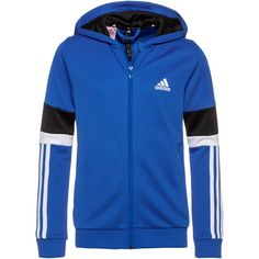 adidas Equipment Trainingsjacke Kinder blue