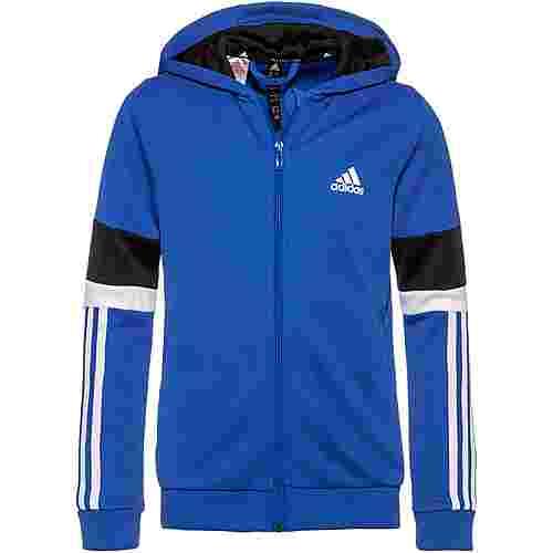 adidas Equipment Trainingsjacke Kinder blue