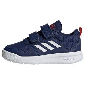 adidas Tensaurus Schuh Sneaker Kinder Dark Blue / Cloud White / Active Red
