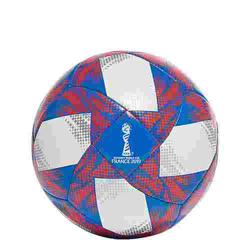 adidas Tricolore 19 Top Capitano Ball Fußball Herren White / Football Blue / Solar Red / Silver Metallic