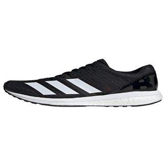 adidas Adizero Boston 8 Schuh Fitnessschuhe Damen Core Black / Cloud White / Core Black