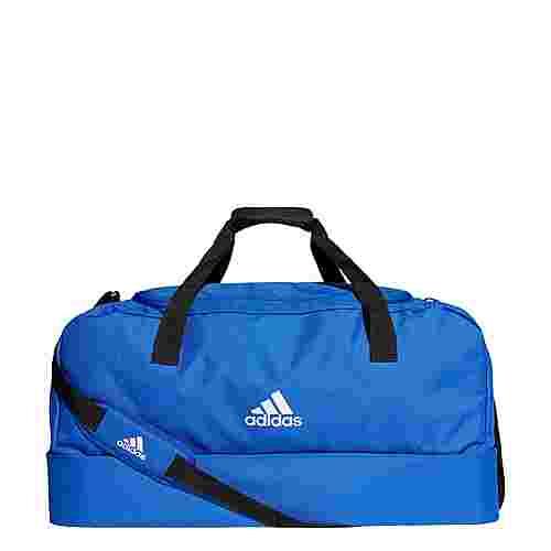 adidas Tiro Duffelbag L Sporttasche Herren Bold Blue / White
