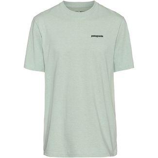 Patagonia P-6 Logo Responsibili T-Shirt Herren lite distilled green