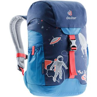 Deuter Schmusebär Wanderrucksack Kinder midnight-coolblue