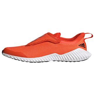 adidas FortaRun Schuh Sneaker Kinder Solar Orange / Core Black / Active Orange