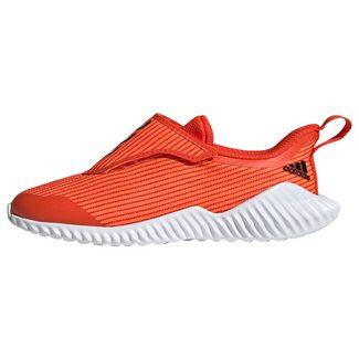 adidas FortaRun AC Schuh Sneaker Kinder Solar Orange / Core Black / Active Orange