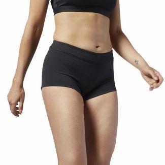 Reebok Reebok CrossFit® Chase Shortie Shorts Tights Damen Schwarz