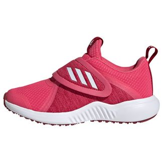 adidas FortaRun X CF Schuh Sneaker Kinder Real Pink / Cloud White / Active Maroon