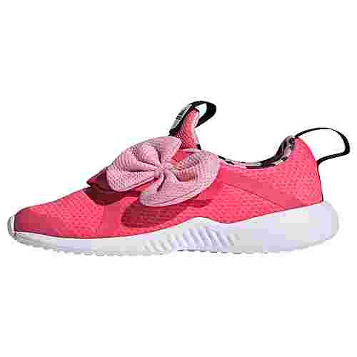 adidas FortaRun X Minnie Maus Schuh Sneaker Kinder Real Pink / Light Pink / Core Black