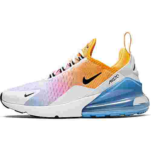 Nike Air Max 270 Sneaker Damen university gold-black-university blue