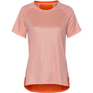 adidas Laufshirt Damen glow pink