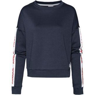 Reebok Linear Sweatshirt Damen heritage navy