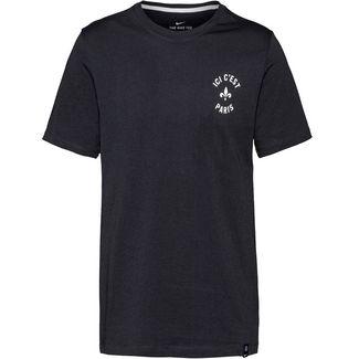 Nike Paris Saint-Germain T-Shirt Herren oil grey