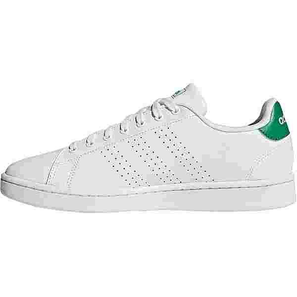 adidas Advantage Cloudfoam Sneaker ftwr white