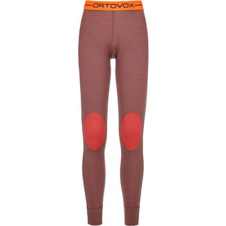 ORTOVOX Merino ROCK´N´WOOL Funktionsunterhose Damen blush blend