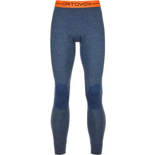 ORTOVOX Merino ROCK´N´WOOL Funktionsunterhose Herren night blue blend