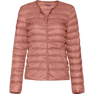 SCHECK Kunstfaserjacke Damen rosa