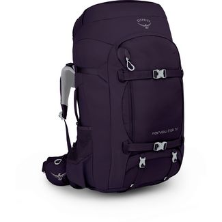 Osprey Fairview Trek 70 Reiserucksack Damen amulet purple