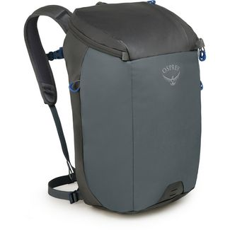 Osprey Rucksack Transporter Zip Daypack pointbreak grey