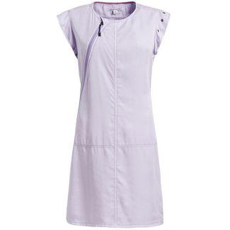 Khujo ARJUNA Kurzarmkleid Damen lavendel