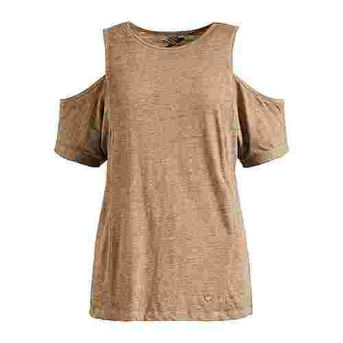 Khujo AISLING T-Shirt Damen braun