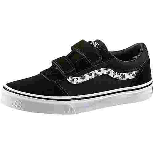 Vans Ward Sneaker Kinder black-true-white