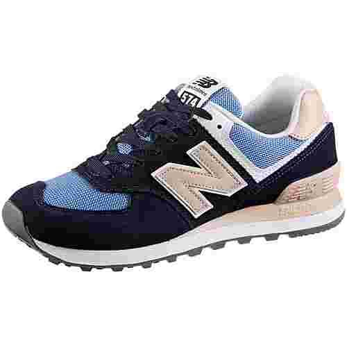 NEW BALANCE WL574 Sneaker Damen navy-pink