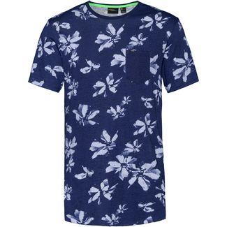 O'NEILL T-Shirt Herren blue aop