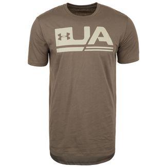 Under Armour Sportstyle T-Shirt Herren braun