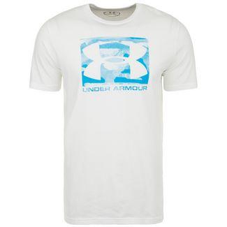 Under Armour Boxed Sportstyle T-Shirt Herren weiß