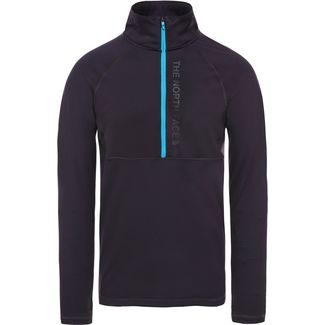 The North Face Impendor Fleeceshirt Herren weatherd black-acoustic blue
