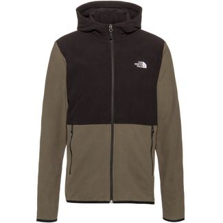 The North Face Tka Glacier Fleecejacke Herren new taupe green-tnf black