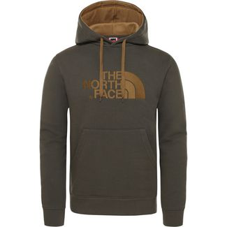 The North Face  Drew Peak PLV HD Hoodie Herren new taupe green-britsh khaki