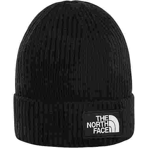 The North Face Box Logo Beanie Kinder tnf-black