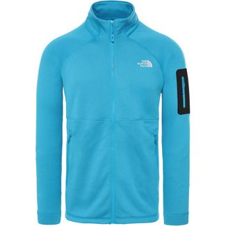 The North Face Impendor Fleecejacke Herren acoustic blue